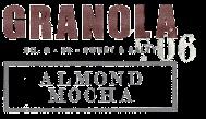Bliss-Gourmet Almond-Mocha Granola
