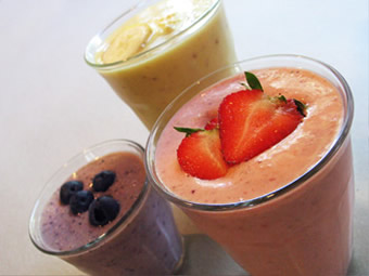 Bliss Granola Smoothie