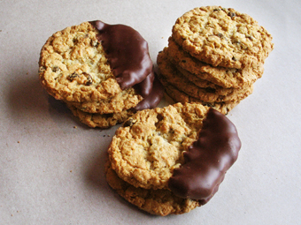 Bliss Muesli Cookies