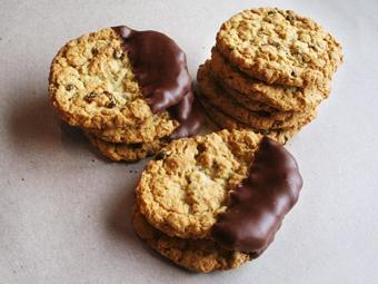 Bliss Muesli Cookies