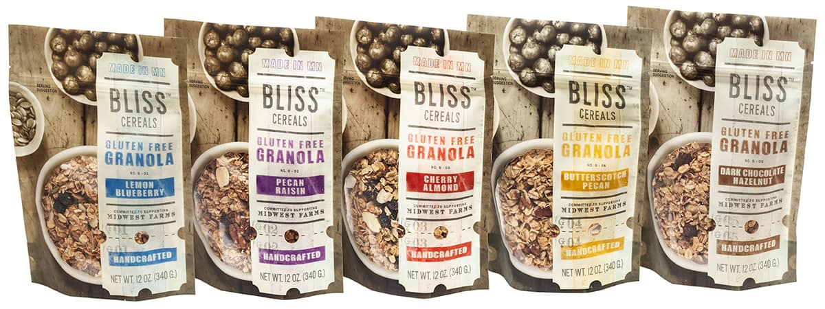 Bliss Granola