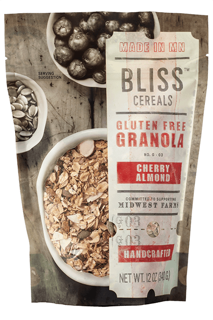 Bliss Cherry Almond Granola