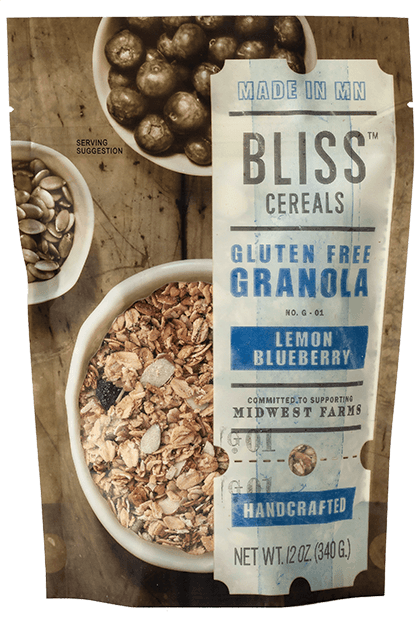 Bliss Lemon Blueberry Granola